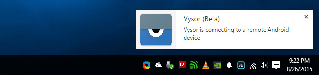 Vysor-Share-remote-control-notification
