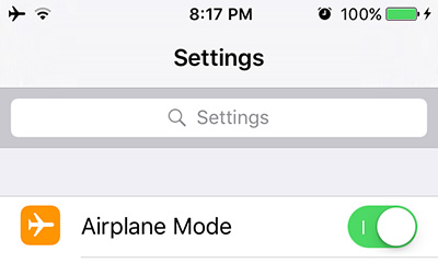 Airplane-Mode-iOS