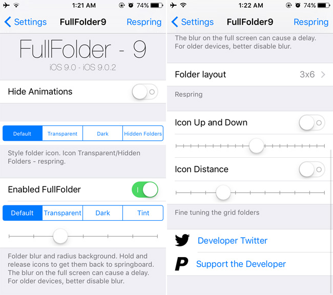 FullFolder9-Cydia-tweak-settings