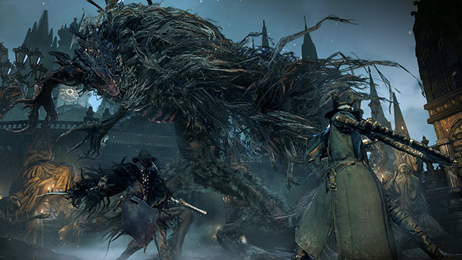 Bloodborne-PS4-game