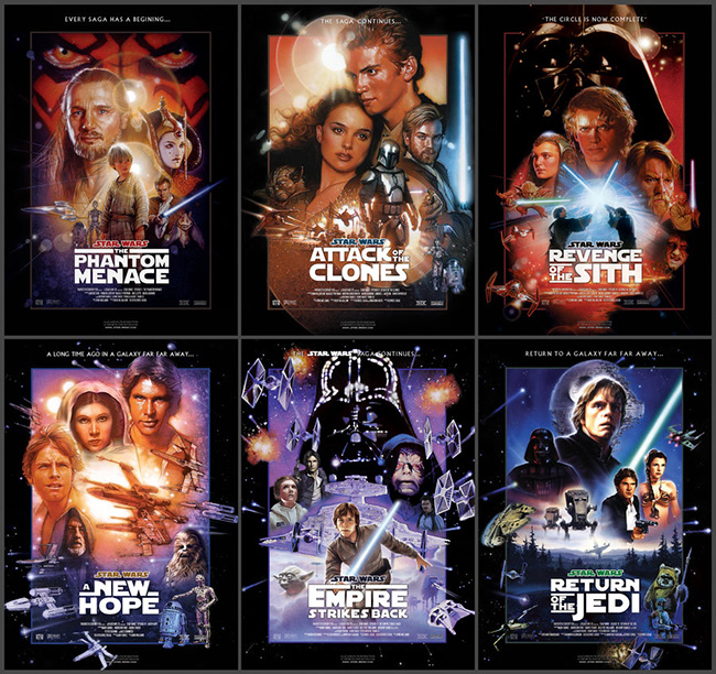 Star-Wars-Episode-I-to-VI