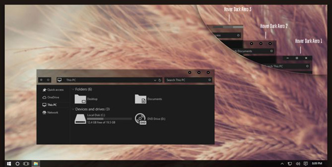 Hover-Dark-Aero-Theme-Windows-10