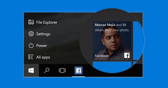 Facebook-for-Windows-10-Live-Tile