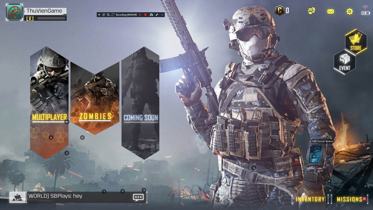 Download The Call Of Duty: Mobile Beta (APK, OBB) For Android